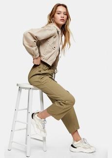 Topshop Clothing /Pants /Petitecory Slouch Trs