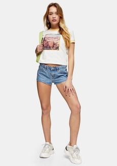 Topshop Clothing /Shorts /Petites Tilly Low Mdt
