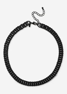 Topshop Bags Accessories /Jewelry /Coated Chain Necklace