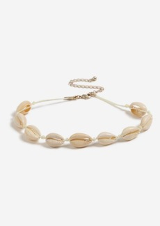 Topshop Conch Shell Necklace