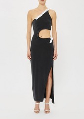 Topshop Cremorne Maxi Dress By Boutique