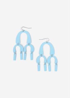 Topshop Curve Mobile Drop Earrings