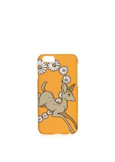 Topshop Deer Iphone  Case By Unique