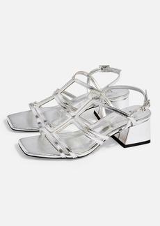 Topshop Delia T Bar Sandals