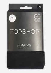 Topshop Denier Tight