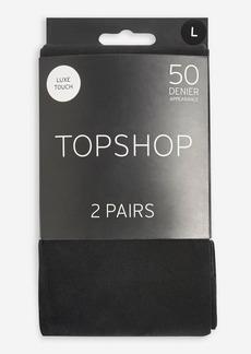 Topshop Clothing /Tights Socks / Denier Tights