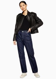 Topshop Essential Indigo Jeans By Boutique