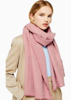 Topshop Rose Pink Scarf