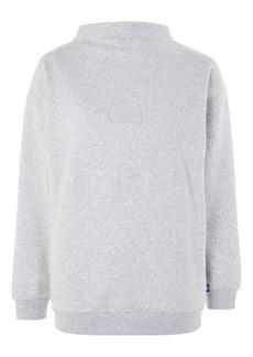 Funnel Neck Sweatshirt By Adidas Originals