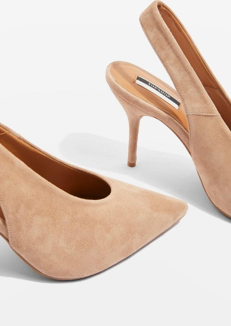aca762373a9 Topshop Gail Slingback Shoes