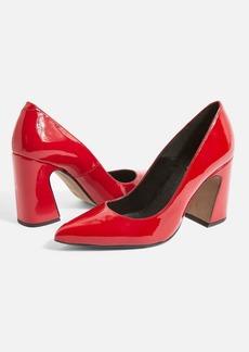 Topshop Genesis Heel Court Shoes