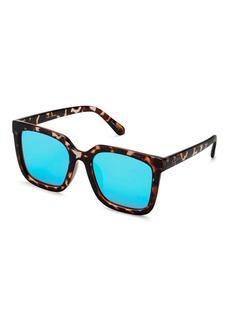 Topshop Genesis Sunglasses By Quay Australia