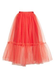 Giant Tutu Tulle Skirt