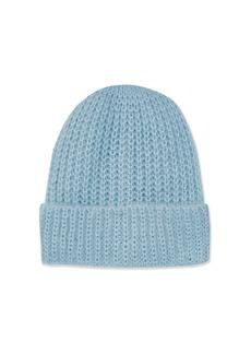 Topshop Girly Turn Up Beanie Hat