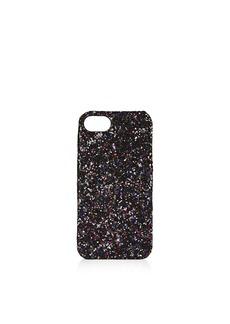 Topshop Iphone Glitter Case S