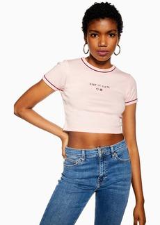 Topshop Keep It Cute T Shirt
