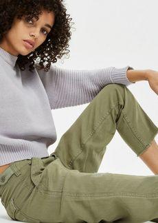 Khaki Utility Pants