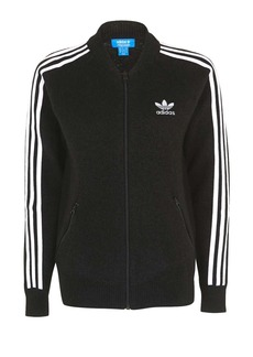 Knitted Bomber Jacket By Adidas Originals