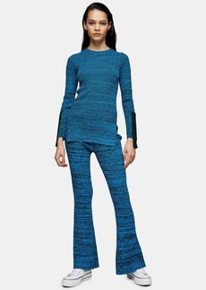 Topshop Knitted Flare By Boutique