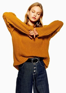 Topshop Knitted Hoodie By Native Youth