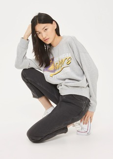 La Lakers Sweatshirt By Unk X Topshop