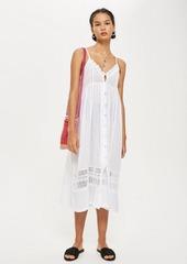 Topshop lace frill midaxi dress  abvcab9c4e2 a