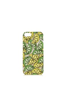 Topshop Lemons And Limes Iphone S Case