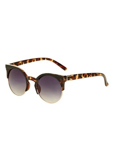 Topshop Lexi Clubmaster Sunglasses