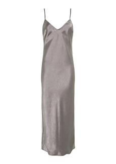 Topshop Limited Edition Satin Slip Dress