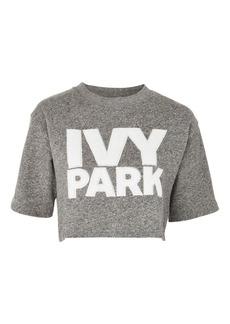 Logo Wrap Crop Sweatshirt By Ivy Park
