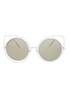 Magnus Wire Kitty Sunglasses