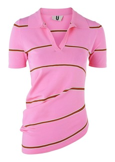 Topshop Margot Polo Shirt By Unique