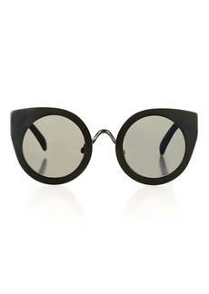 Marvis Metal Cateye Sunglasses