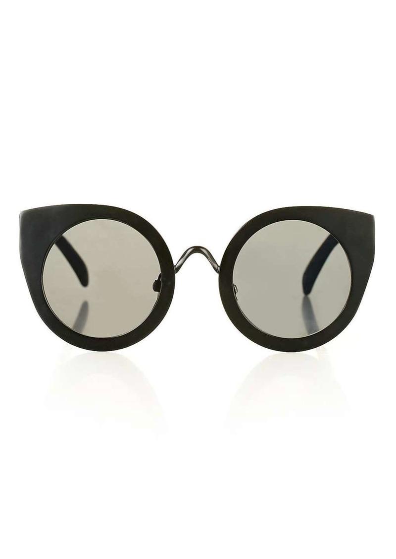 Topshop Marvis Metal Cateye Sunglasses JytRvi