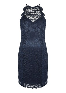 Topshop Maternity Fan Lace Dress