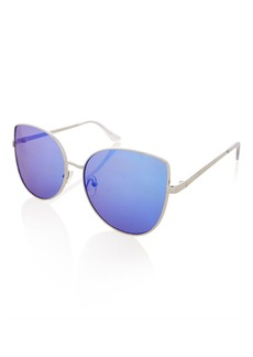 Megan Oversized Cateye Sunglasses