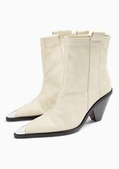 Topshop Shoes /Boots /Mellie Toe Cap Boot