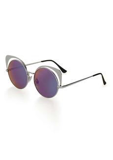 Topshop Metal Fluxe Sunglasses