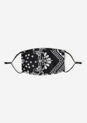 Topshop New In This Week /New In Bags Accessories /Paisley Face Mask