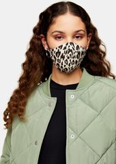 Topshop New In This Week /New In Fashion /Leopard Print Fashion Face Mask