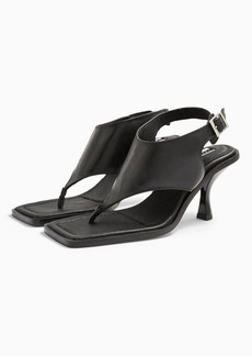 Topshop Novella Black Shoes