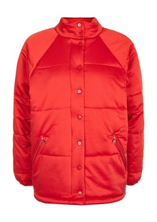 Topshop Oversized Puffer Jacket