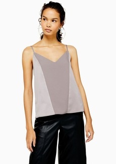 Topshop Panel Front Cami
