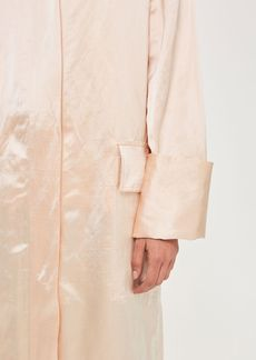 Patch Pocket Duster Coat By Boutique