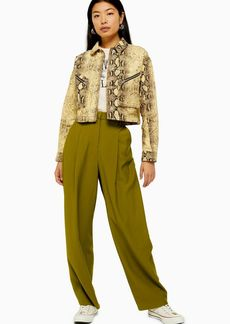 Topshop Peggy Slouch Trousers