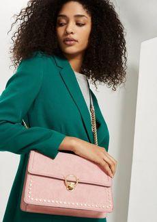 Topshop Penelope Studded Shoulder Bag