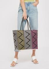 Topshop peter woven shopper bag  abvfac972f8 a