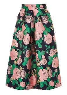 Petite Rose Prom Skirt