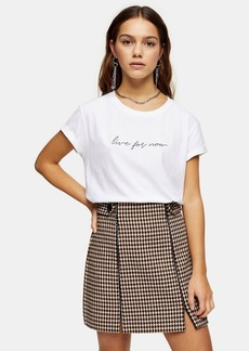 Topshop Petitelive For Now Tee