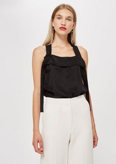 Topshop Pinafore Top By Boutique